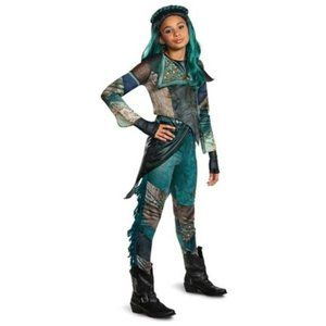 Other - Girls' Descendants Uma Deluxe Halloween Costume